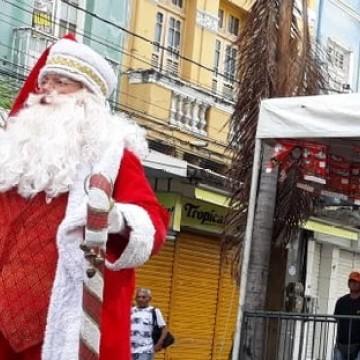 Período natalino altera oferta de serviços no Recife e região