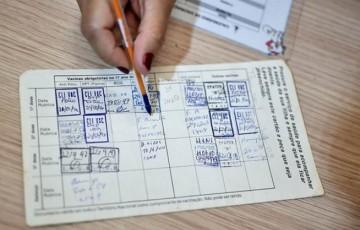 Caruaru realiza mais uma atualização do cartão vacinal de crianças