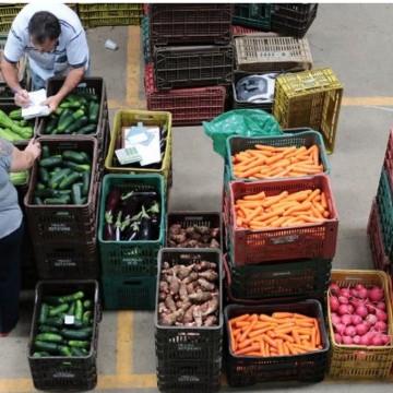 Ceasa explica aumento no valor de algumas frutas, legumes e verduras