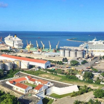 Lei dos Portos trava negócios da Ambev e da Rhodes com o Porto do Recife