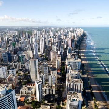 Boa viagem e Pina apresentam o maior número de casos do novo coronavírus no Recife