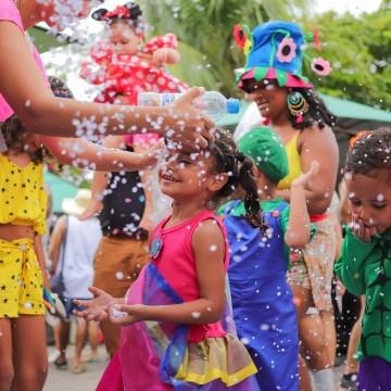 Carnaval do Recife com programação para crianças
