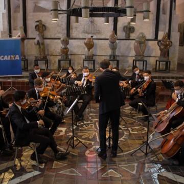 Orquestra Criança Cidadã celebra 15 anos com concerto transmitido no YouTube