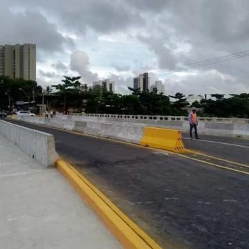 Ponte é interditada em Olinda