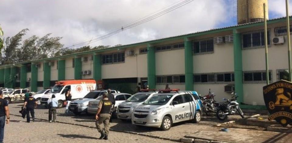 Penitenciária de Caruaru será ampliada e terá 300 novas vagas