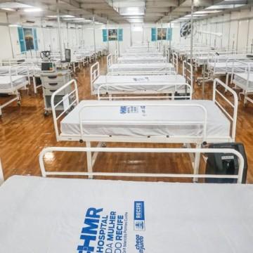 Recife anuncia desativação de 210 leitos de enfermaria para Covid-19