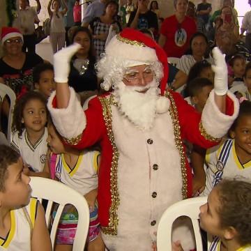 Crianças já podem escrever para o Papai Noel dos Correios