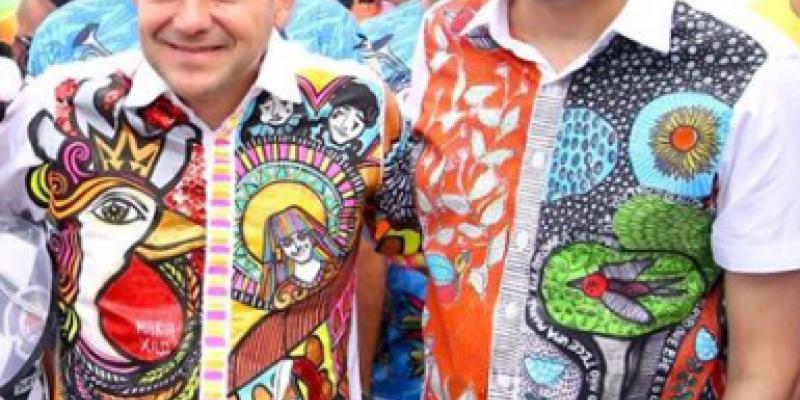 De acordo com o prefeito do Recife, 'esse é o maior carnaval da história'