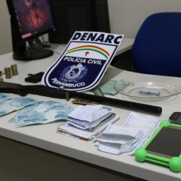 Polícia Civil prende suspeitos de participação em quadrilha que atuava no Recife e região metropolitana