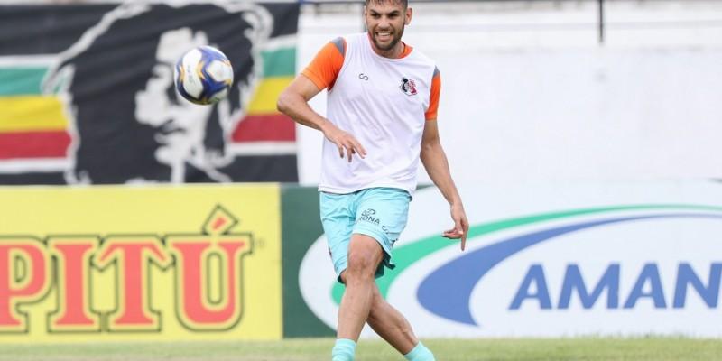 Atleta falou com a reportagem da CBN Recife e mostrou interesse em continuar no tricolor