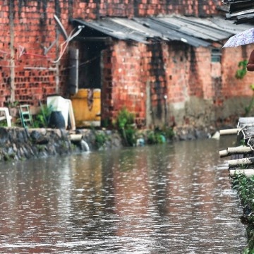 Alerta para chuvas fortes no interior de Pernambuco