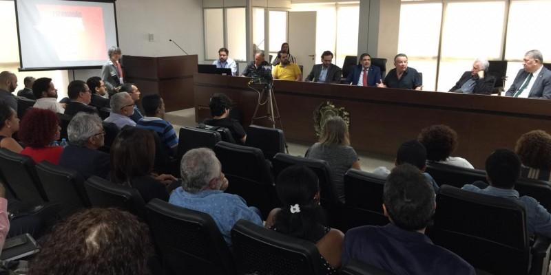 A proposta da reunião é debater os impactos da Quarta Revolução Industrial em Pernambuco