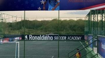 Ronaldinho Soccer Academy chega em breve a Caruaru