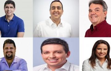 Confira a agenda desta terça (6) dos candidatos à prefeitura de Caruaru