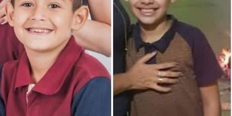 Segundo informações de testemunhas, as crianças estavam andando de bicicleta quando o motorista de um caminhão-pipa perdeu o controle da direção e atingiu os meninos