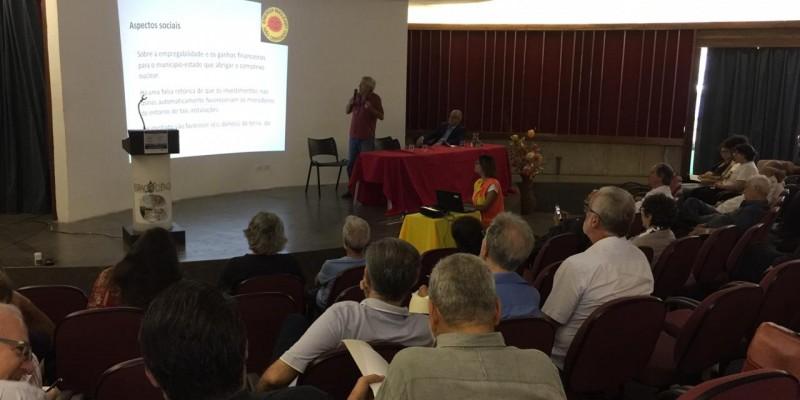 A iniciativa dos debates é da Academia Pernambucana de Ciências e apoiada pela Secretaria de ciência, Tecnologia e Inovação de Pernambuco