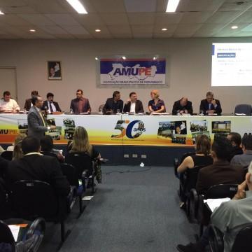 Amupe discute proposta da Reforma Tributária