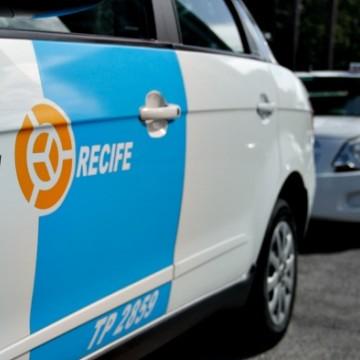 Ipem-PE inicia verificação de veículos táxis novos