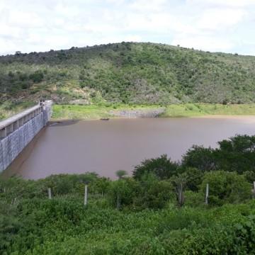 MPF cobra do DNOCS obras na barragem de Jucazinho