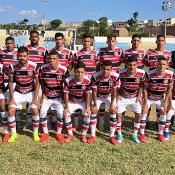 Santa Cruz empata com o Pesqueira pela Copa Pernambuco