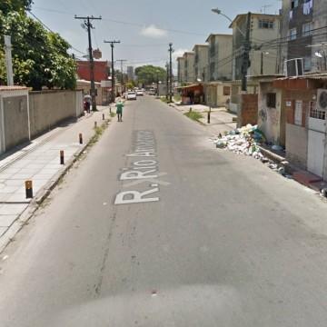Obra de drenagem altera trânsito no bairro do Ipsep