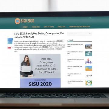 Sisu 2020 terá inscrições entre 21 e 24 de janeiro
