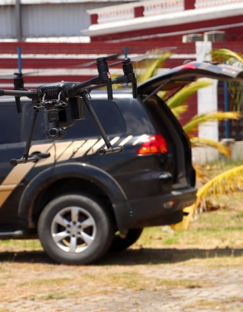 PF vai usar drones para coibir crimes eleitorais no pleito deste ano