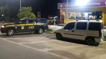 Veículo roubado do TJPE há 10 anos é recuperado pela PRF em Garanhuns