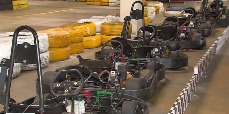 Após o acidente em Boa Viagem, a Procon interditou uma pista de kart no bairro da Torre.
