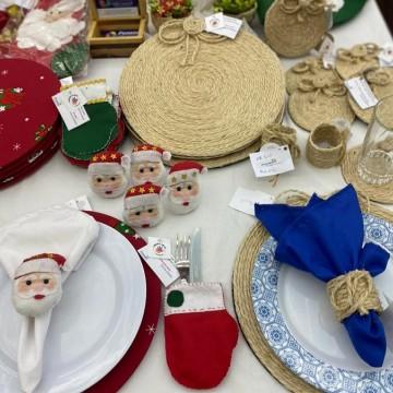 Funase leva exposição natalina para shopping de Caruaru