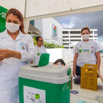 Coordenadora do PNI em Caruaru comenta sobre o funcionamento da campanha de vacinação contra a Covid no município