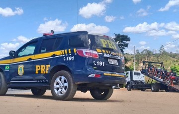 Operação Duas Rodas recolhe 94 motocicletas irregulares no Agreste de Pernambuco