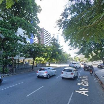 Avenida Beira Rio passa por ordenamento de circulação de veículos