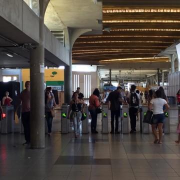 Tarifa do Metrô do Recife sobe para quatro reais neste sábado (7)