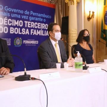 Pagamento do 13º do Bolsa Família estadual inicia em fevereiro