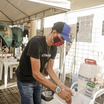 Prefeitura do Recife divulga novos locais das Estações Itinerantes de covid-19 e ações porta a porta