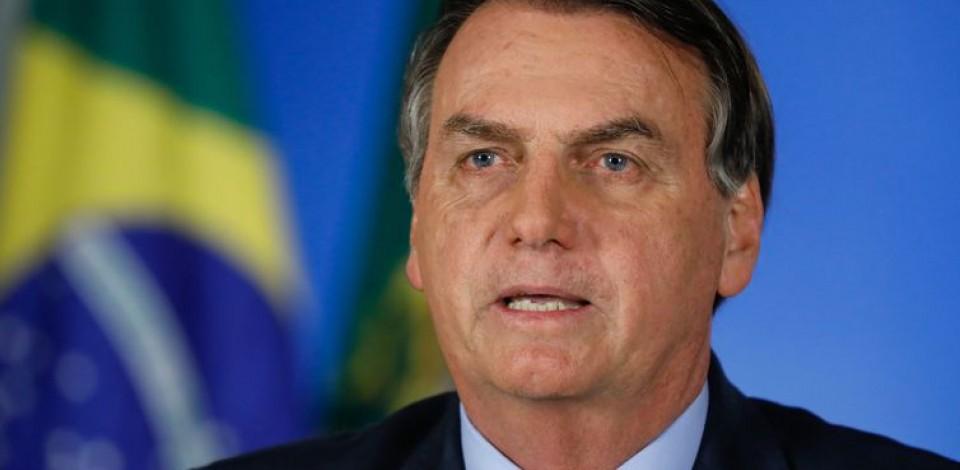 Presidente Jair Bolsonaro muda seis ministérios nesta segunda-feira (29)