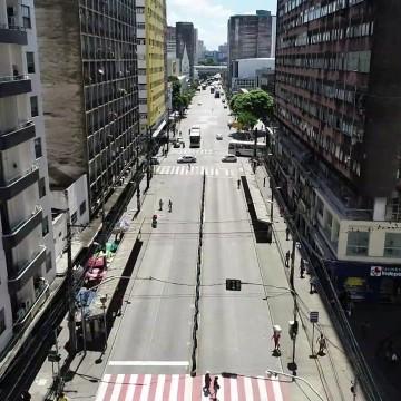 Obras na Avenida Conde da Boa Vista estão adiantadas em dois meses