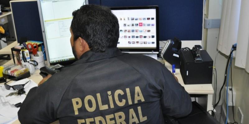 Segundo a Polícia Federal, o caso começou a ser investigado depois que autoridades do Canadá identificaram que o usuário do Brasil compartilhava o material