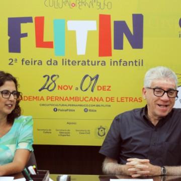Feira da literatura Infantil acontece de 28 de novembro a 1º de dezembro no Recife