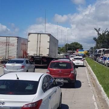 Obra da BR-101 em Jaboatão para melhora do fluxo é garantida pelo Ministro da Infraestrutura