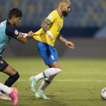 Copa América: com time alternativo, Brasil empata com Equador