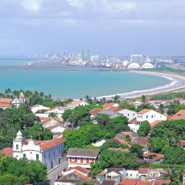 Recife e Olinda, cidades-irmãs comemoram aniversários
