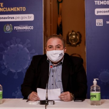 Estado anuncia abertura de 70 leitos nas unidades de saúde para Covid-19
