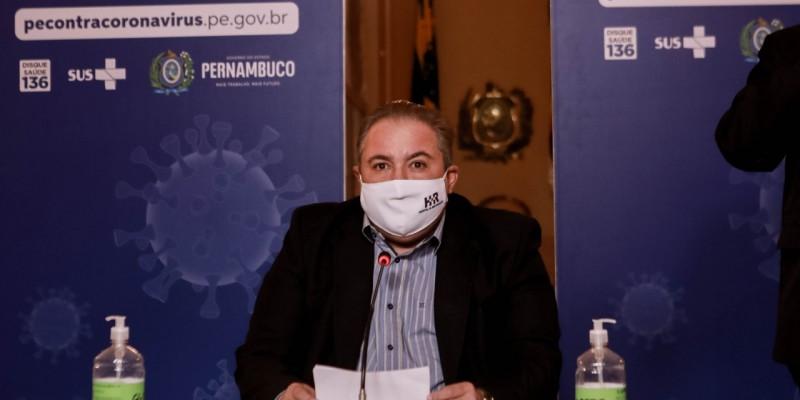 Taxa de ocupação em Pernambuco já chega a 80%