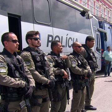 Com nova remessa de vacinas, Pernambuco inicia imunização dos profissionais de segurança pública