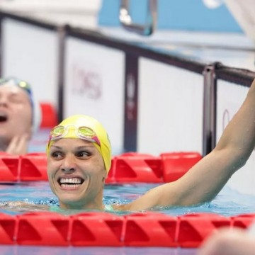 Carol Santiago conquista 3º ouro nos Jogos Paralímpicos de Tóquio