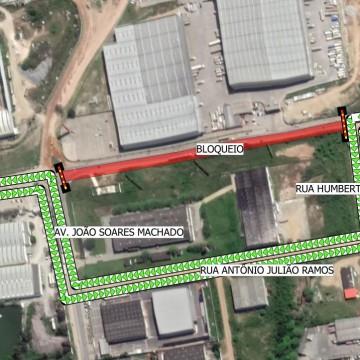 Trecho na Avenida Leão Dourado, em Caruaru, será interditado nesta quarta-feira (28)