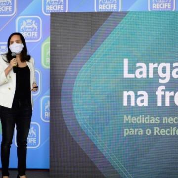 Prefeitura do Recife anuncia medidas para reforçar o investimento público