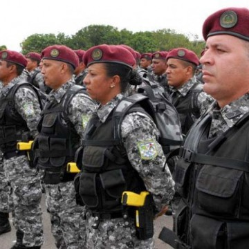 Força Nacional ficará em Paulista até agosto